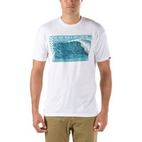 Vans 2014 Sunset Cup Poster Tee (White)