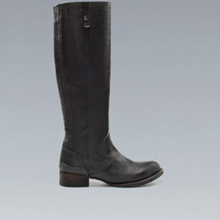 STRETCH BOOT - Shoes - TRF - ZARA Ireland