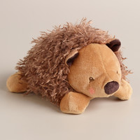 Hedgy Stuffed Hedgehog - World Market