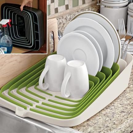 Dish Racks @ Fresh Finds