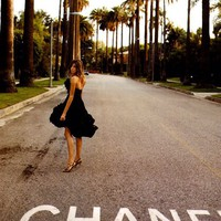 Black Dress by Chanel