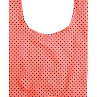BAGGU Reusable Bag in Electric Poppy Dot - Electric Poppy