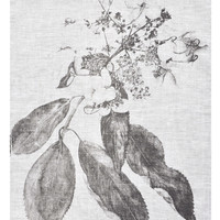 Trailing Leaves Tea Towel - Default Title