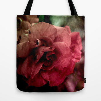 one rose Tote Bag by VanessaGF