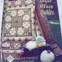 Quilt Pattern Book Sugar House Quilts  Thimbleberries 10 Quilt projects paperback