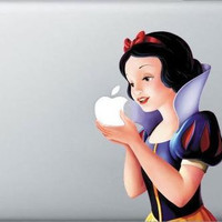 "13"" Macbook Pro Snow White Vinyl Decal/Sticker"