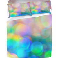 DENY Designs Home Accessories | Lisa Argyropoulos Color Me Happy Sheet Set