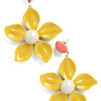 Darling Buds of Maize Earrings | Mod Retro Vintage Earrings | ModCloth.com