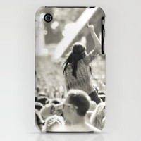 Hands Up iPhone Case by James Farley | Society6