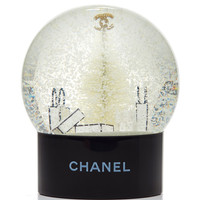 Chanel Holiday Snow Globe by What Goes Around Comes Around - Moda Operandi
