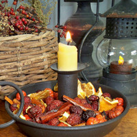 Autumn Magic potpourri fixins with refresher oil handmade Fall harvest cinnamon cloves Farmhouse kitchen made in Montana