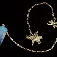 "Pendulum for Divination or Dowsing ""In Flight"""