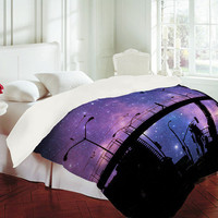 DENY Designs Home Accessories | Shannon Clark Night Walk Duvet Cover