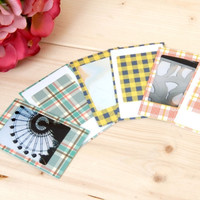 Fabric Instax Mini Film Frame Sticker Set