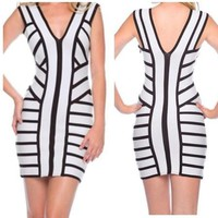 The Sexy Conservative Dress by Chic Lady Online Boutique