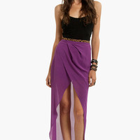 Gypsy Girl Maxi Skirt $30 (on sale from $44)