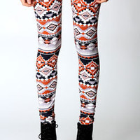 Clouda Aztec Leggings