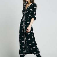 Free People Womens Lily of the Valley Dress