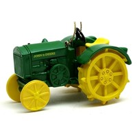 SheilaShrubs.com: John Deere Model D Ornament 0193-615848 by IWGAC: Christmas Tree Ornaments