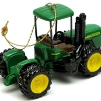 SheilaShrubs.com: John Deere Model 9240 Ornament 0193-615855 by IWGAC: Christmas Tree Ornaments