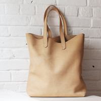 Montauk Tote - Camel