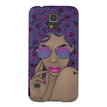 Nubian Princess Samsung Galaxy S5 Case