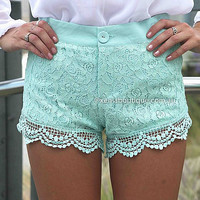 TWEE LACE SHORTS , DRESSES, TOPS, BOTTOMS, JACKETS & JUMPERS, ACCESSORIES, $10 SPRING SALE, PRE ORDER, NEW ARRIVALS, PLAYSUIT, GIFT VOUCHER, $30 AND UNDER SALE,,SHORTS Australia, Queensland, Brisbane