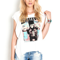 Whatever Girl Graphic Tee