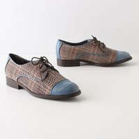 Moorland Oxfords - Anthropologie.com