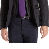 Etro Tonal Check Quilted Jacket