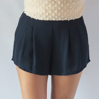MACA Clothe · Woven Shorts in Navy