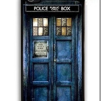 Dr Who Tardis iPhone 4 Case, iPhone 4s Case, iPhone Case, iPhone hard Case-graphic Iphone case