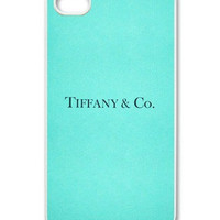 iPhone 4 case iPhone 4s case - Tiffany &amp; Co. Blue Box Design iPhone Hard Case-graphic Iphone case
