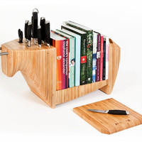 More Design Please - MoreDesignPlease - Kitchen Bull Caddy