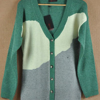 Green Palette Sweater $39.00