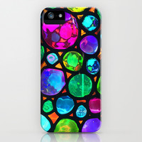 Bubbles iPhone & iPod Case by ArtLovePassion