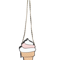Sweet Dreams Ice Cream Cone Purse