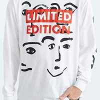 L.A.T.H.C. Limited Edition Long-Sleeve Tee- White