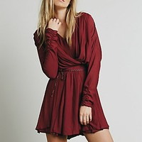 Free People Womens Lucid Dream Dress