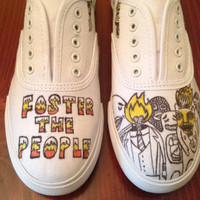 Foster The People Shoes