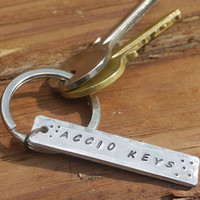 ACCIO KEYS Harry Potter keyring