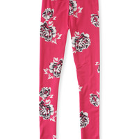 PS from Aero  Kids' Floral Leggings