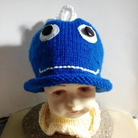It's a Whale of a Hat by IllusionsbyDonna on Zibbet