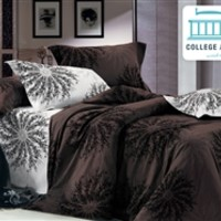 Valor Twin XL Comforter Set - College Ave Designer Series Bedding For College Girls XL Twin