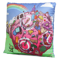 Squishable Katamari Pillow