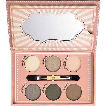 How To Make Nude Eyes Palette