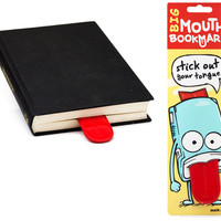 BIG MOUTH BOOKMARK