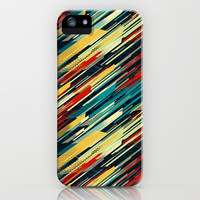80's Sweater iPhone & iPod Case by Jacqueline Maldonado