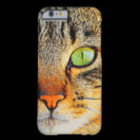 Cute Cat I Phone 6 Case Barely There iPhone 6 Case