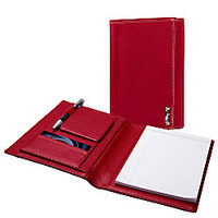 ie Padfolio Red by Office Depot